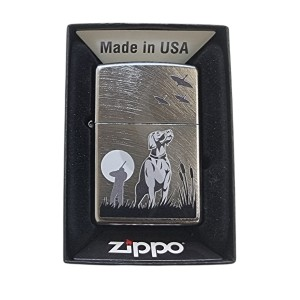 Aansteker & Asbakken Zippo Hunting Geese Design
