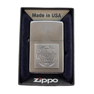 Aansteker & Asbakken Zippo Poker Embleem