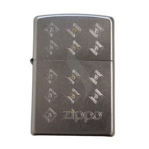 Lighter & Ashtray Zippo Flame And Star