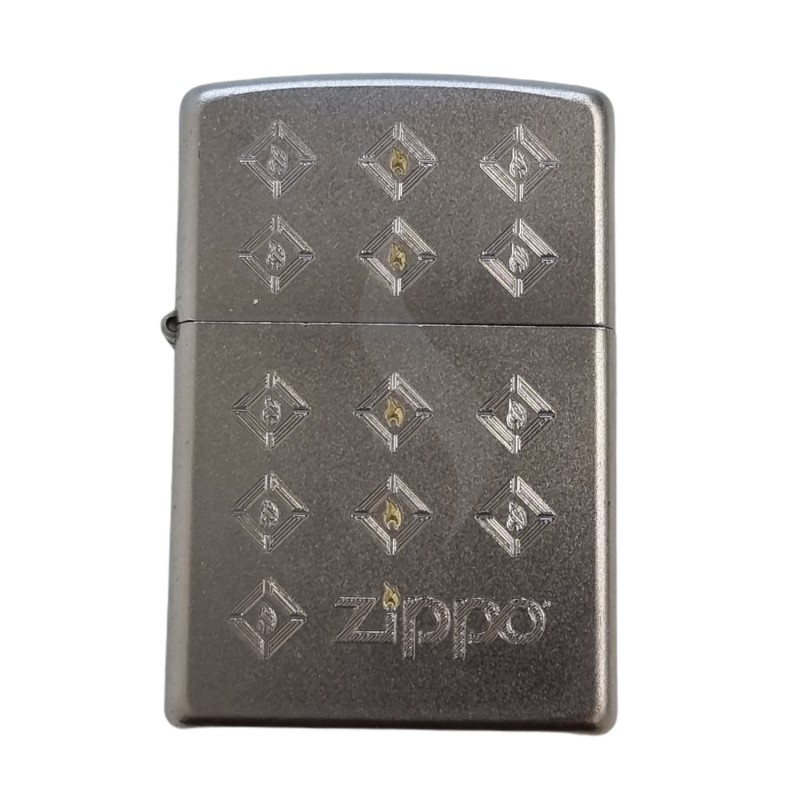 Briquets Zippo Flame And Star