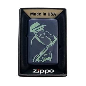 Briquet & Cendrier Zippo Planeta Jazz